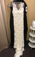 Amsale 'Nicole' - Amsale - Nearly Newlywed Bridal Boutique - 5