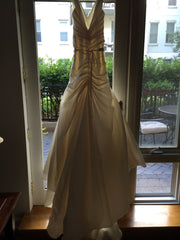 Jim Hjelm Couture Blush 'IVY' - Jim Hjelm - Nearly Newlywed Bridal Boutique - 4