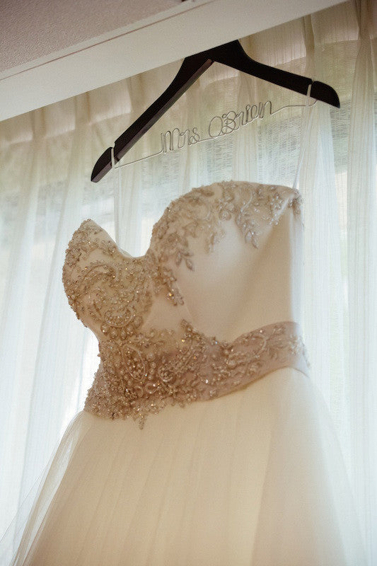Casablanca '2077' - Casablanca - Nearly Newlywed Bridal Boutique - 3