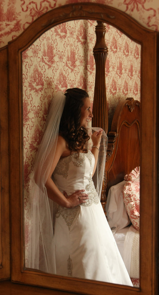Priscilla of Boston 'Platinum Collection PL 263' - Priscilla of Boston - Nearly Newlywed Bridal Boutique - 6