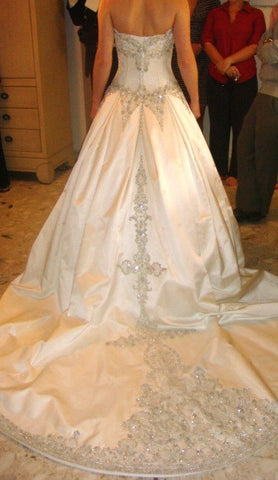 Priscilla of Boston Used and Preowned Wedding Dresses - Nearly Newlywed
