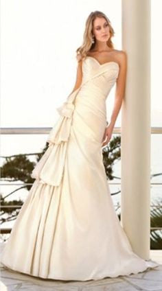 Ella Bridals '5491' - Ella Bridals - Nearly Newlywed Bridal Boutique - 3