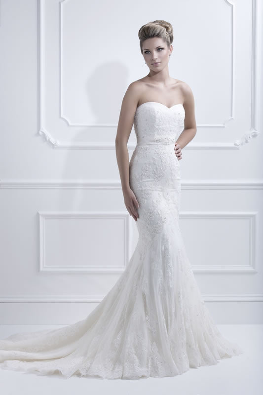 Ellis Bridal '11330' - Ellis Bridal - Nearly Newlywed Bridal Boutique - 1