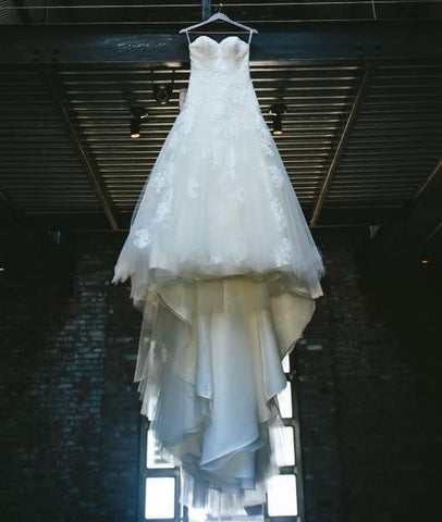 Enzoani Used and Preowned Wedding Dresses - Nearly Newlywed