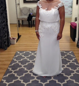 Enzoani 'Harlem' - Enzoani - Nearly Newlywed Bridal Boutique - 1