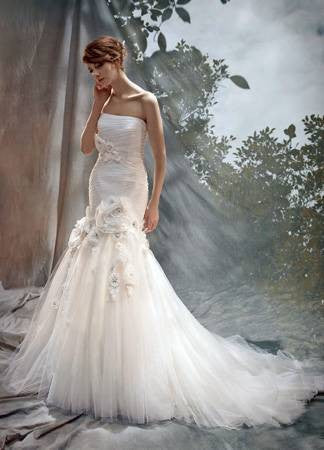 Enzoani 'Gali' - Enzoani - Nearly Newlywed Bridal Boutique - 3