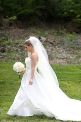 Reem Acra 'Classic - Reem Acra - Nearly Newlywed Bridal Boutique - 5