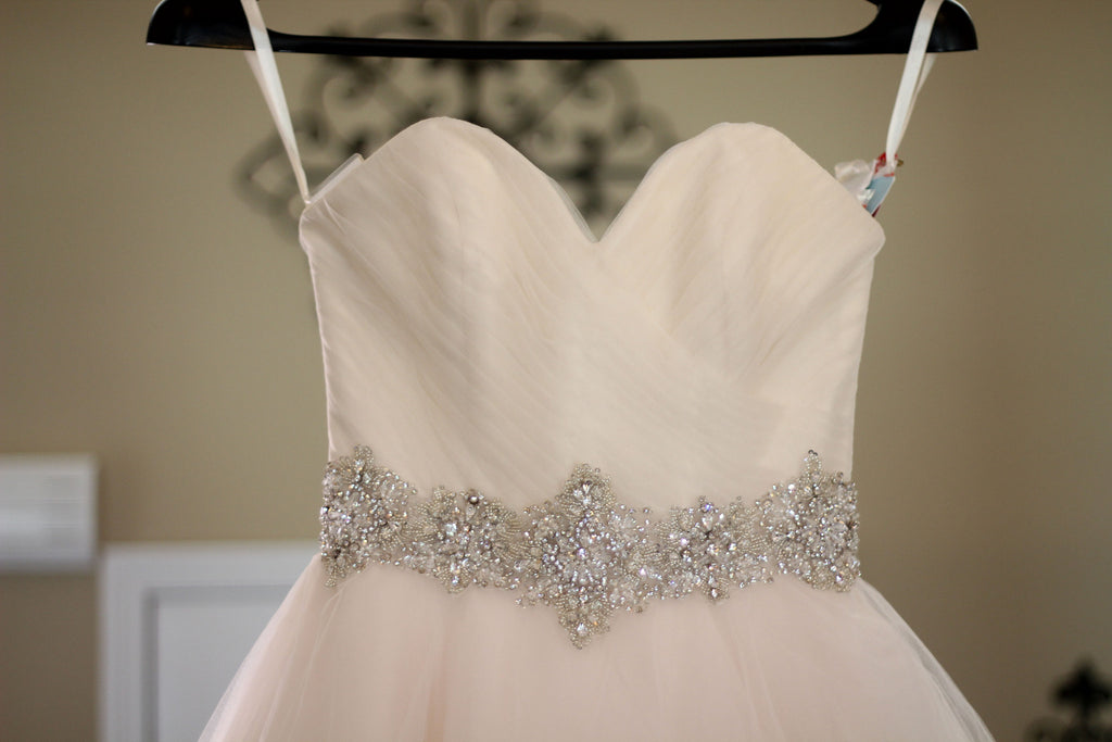 Mori Lee '5276' - Mori Lee - Nearly Newlywed Bridal Boutique - 5
