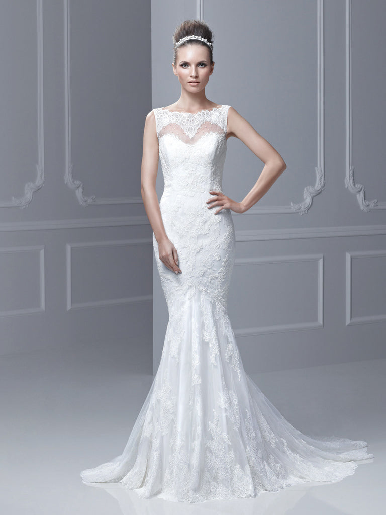 Enzoani 'FADA' - Enzoani - Nearly Newlywed Bridal Boutique - 4