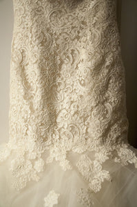 Oscar de la Renta '44N44' - Oscar de la Renta - Nearly Newlywed Bridal Boutique - 5