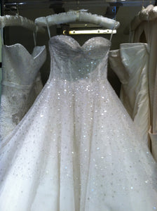 Ines Di Santo 'Solange' - Ines Di Santo - Nearly Newlywed Bridal Boutique - 5