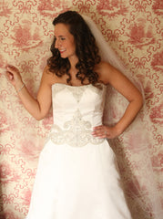Priscilla of Boston 'Platinum Collection PL 263' - Priscilla of Boston - Nearly Newlywed Bridal Boutique - 5