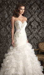 Allure Bridals '9012' - Allure Bridals - Nearly Newlywed Bridal Boutique - 3