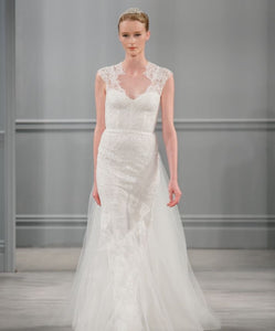 Monique Lhuillier 'Harper' - Monique Lhuillier - Nearly Newlywed Bridal Boutique - 3