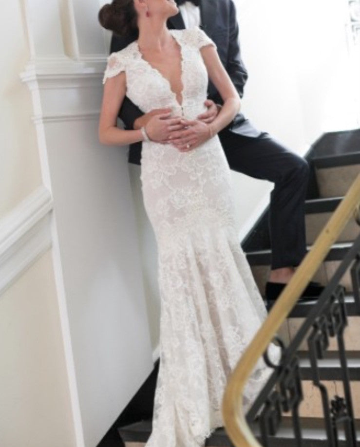 Berta '14-04' - BERTA - Nearly Newlywed Bridal Boutique - 2