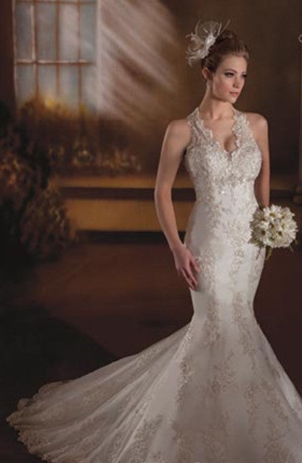 Mary's Designer Bridal Boutique Karelina Sposa Exclusive Gown - Mary's Designer Bridal Boutique - Nearly Newlywed Bridal Boutique - 1