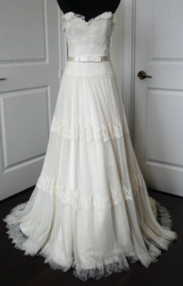 Melissa Sweet 'Fern' - Melissa Sweet - Nearly Newlywed Bridal Boutique - 1