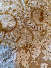Custom 'Georgette of Boston' - Custom made - Nearly Newlywed Bridal Boutique - 4