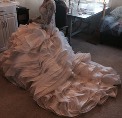 Custom 'Sophia's Dream' - custom-made - Nearly Newlywed Bridal Boutique - 1