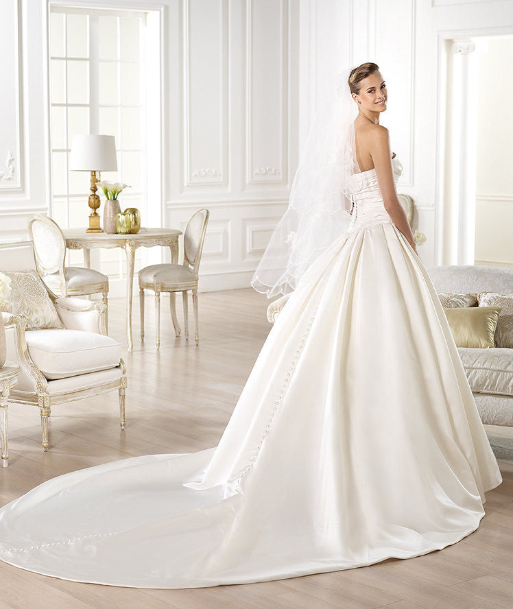 Pronovias 'Georgia' - Pronovias - Nearly Newlywed Bridal Boutique - 1