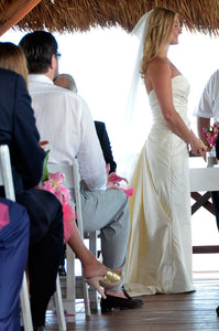 Rebecca Minkoff Inspired Custom Gown By Modern Trousseau - Modern Trousseau - Nearly Newlywed Bridal Boutique - 6