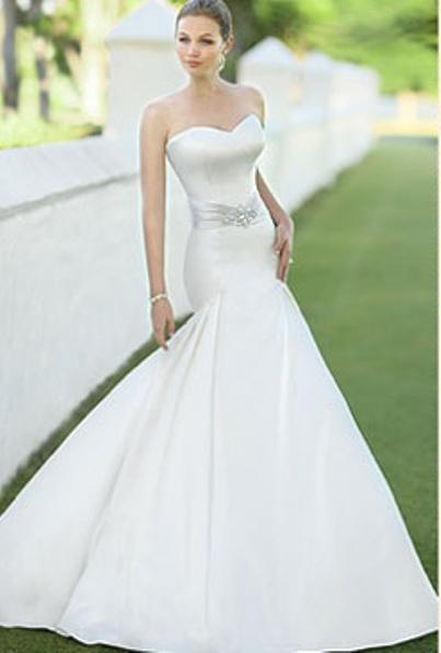 Trumpet Wedding Dresses Australia