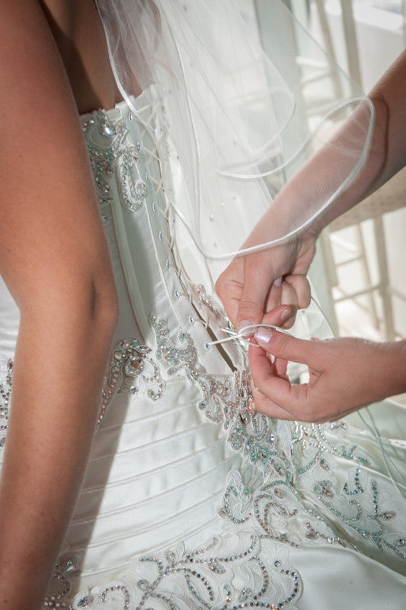 Galit Couture 'Custom Made' - galit couture - Nearly Newlywed Bridal Boutique - 2