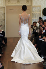 Isabelle Armstrong 'Helena' size 10 new wedding dress back view on model
