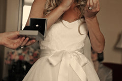 Monique Lhuillier 'Ava' - Monique Lhuillier - Nearly Newlywed Bridal Boutique - 5