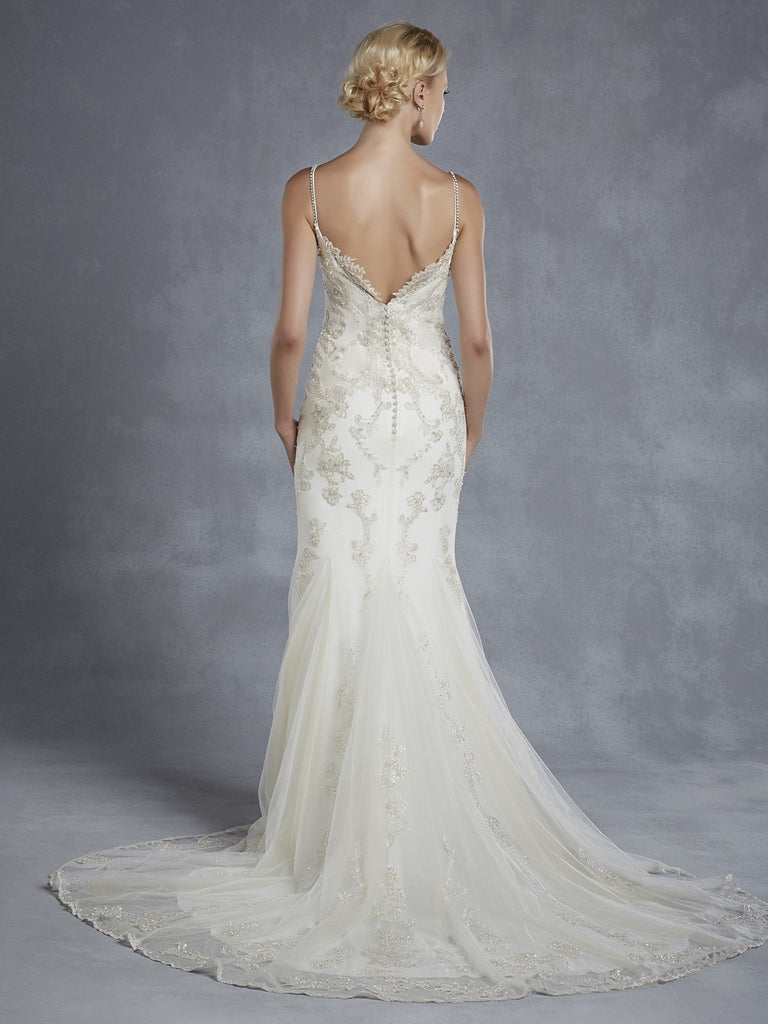 Enzoani 'Henley' - Enzoani - Nearly Newlywed Bridal Boutique - 1