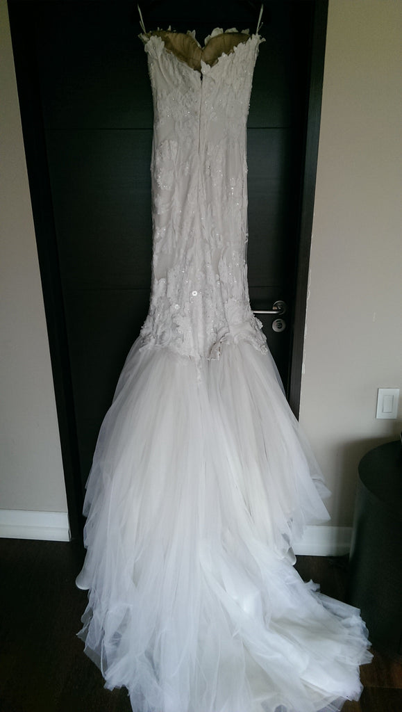 Mark Zunino 'Runway Collection' - mark zunino - Nearly Newlywed Bridal Boutique - 3
