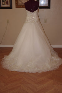 Allure 'C 222' - Allure - Nearly Newlywed Bridal Boutique - 3