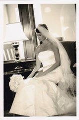Vera Wang 'Strapless' - Vera Wang - Nearly Newlywed Bridal Boutique - 2