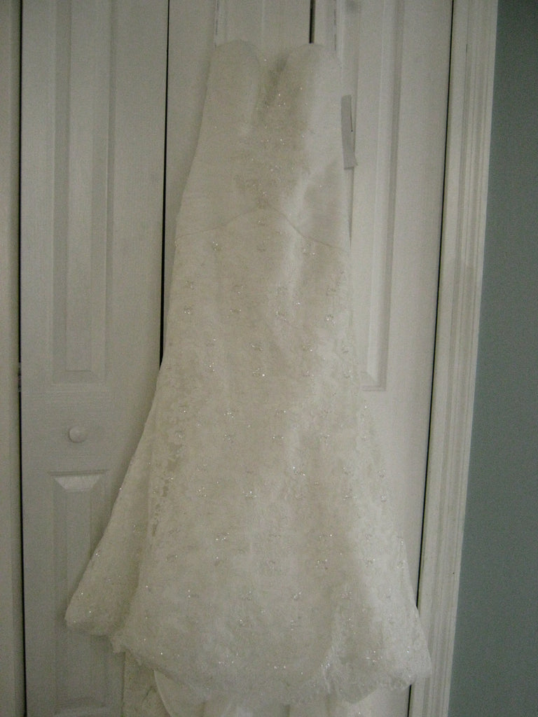 Oleg Cassini 'Sweetheart' - Oleg Cassini - Nearly Newlywed Bridal Boutique - 3