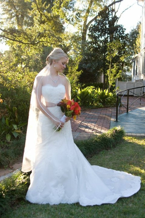 2Be Bride 'Strapless Silk' - 2Be Bride - Nearly Newlywed Bridal Boutique - 2
