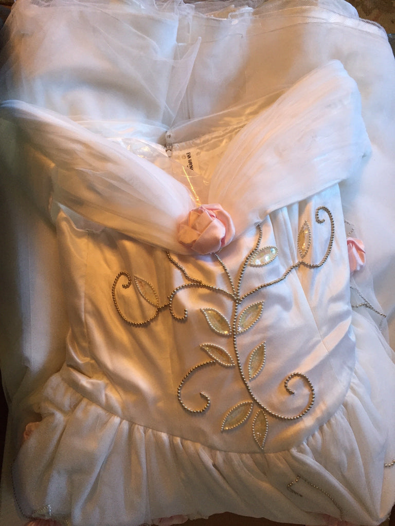 Eva Haynal Forsyth for Arnold Scaasi 'Princess' - Eva Haynal Forsyth for Arnold Scaasi - Nearly Newlywed Bridal Boutique - 3
