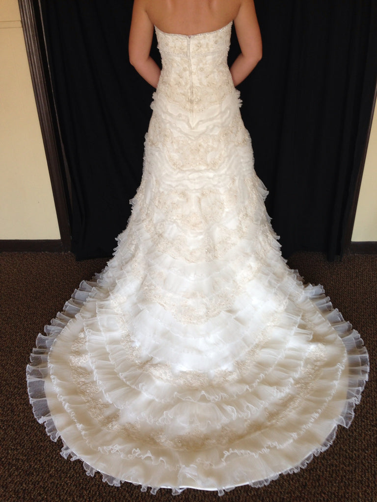 Oleg Cassini 'Oleg Cassini' - Oleg Cassini - Nearly Newlywed Bridal Boutique - 2