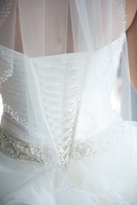 Pronovias 'Bengala' - Pronovias - Nearly Newlywed Bridal Boutique - 2
