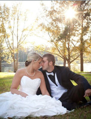 Maggie Sottero 'Darci' - Maggie Sottero - Nearly Newlywed Bridal Boutique - 2