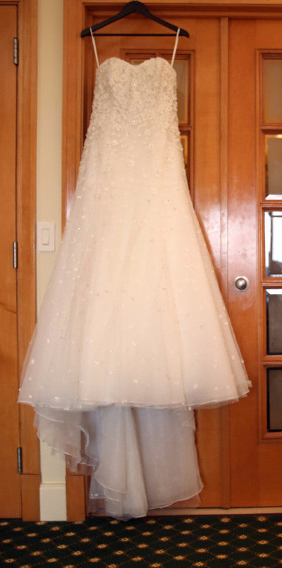 Christos 'Layla' - Christos - Nearly Newlywed Bridal Boutique - 1