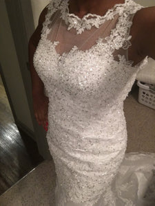 Custom 'Mermaid' - Customed Designed - Nearly Newlywed Bridal Boutique - 1