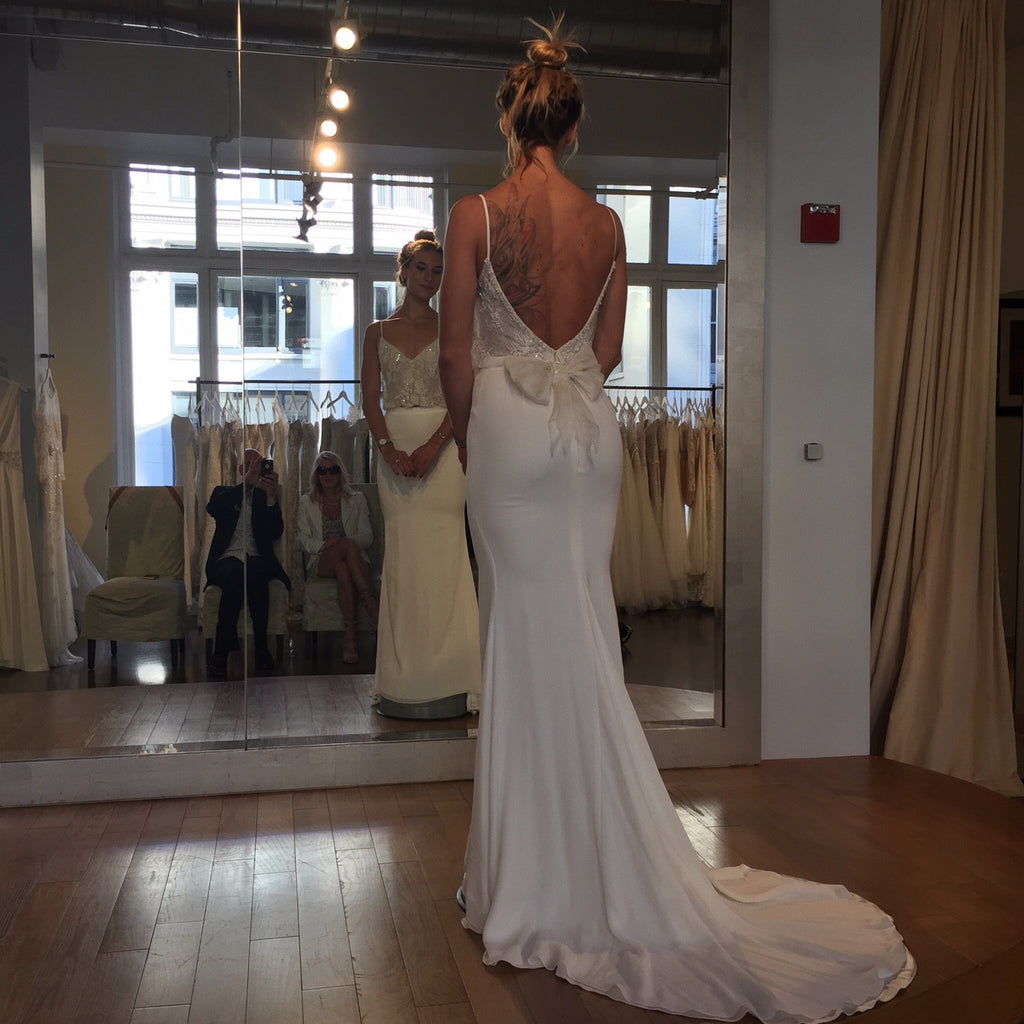 Lihi Hod '2 Piece' - Lihi Hod - Nearly Newlywed Bridal Boutique - 3
