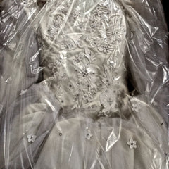 Frank Masandrea Diamond Collection Gown - unknown - Nearly Newlywed Bridal Boutique - 2