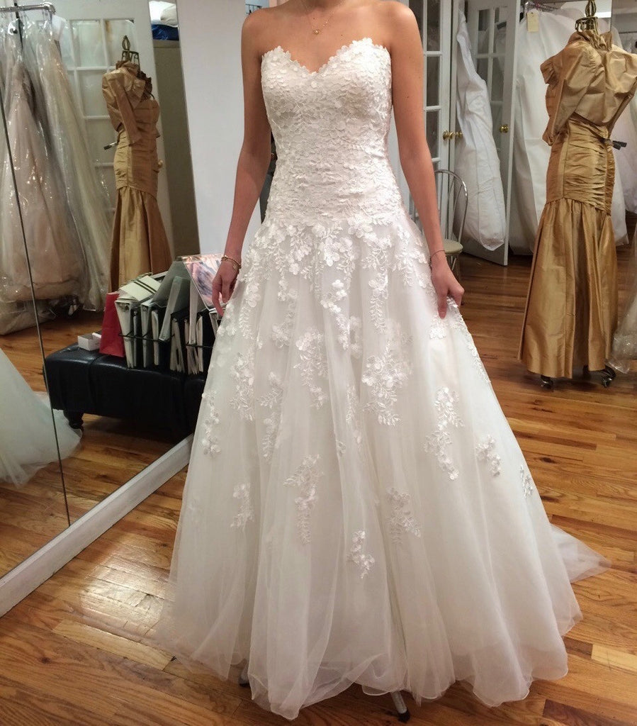 Rosa Clara 'Aydin' - Rosa Clara - Nearly Newlywed Bridal Boutique - 3