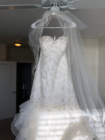 04b237920a4 Michelle Roth Used and Preowned Wedding Dresses - Nearly Newlywed