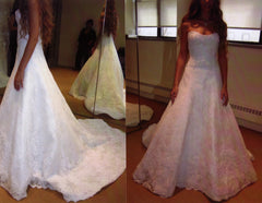 Vera Wang 'Luxe Nathalie' - Vera Wang - Nearly Newlywed Bridal Boutique - 4
