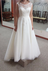 Custom 'Ivory' - Custom - Nearly Newlywed Bridal Boutique - 4