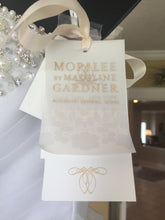 Load image into Gallery viewer, Mori Lee '1965' diamante beading on organza - Mori Lee - Nearly Newlywed Bridal Boutique - 4