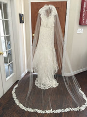 Allure Bridals '9064' - Allure Bridals - Nearly Newlywed Bridal Boutique - 2