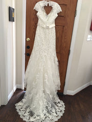 Allure Bridals '9064' - Allure Bridals - Nearly Newlywed Bridal Boutique - 4